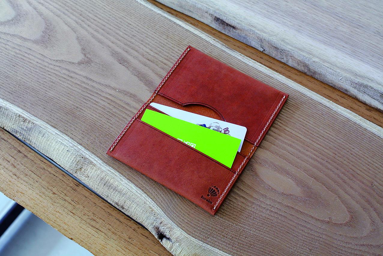Eureka  名刺  カードケース